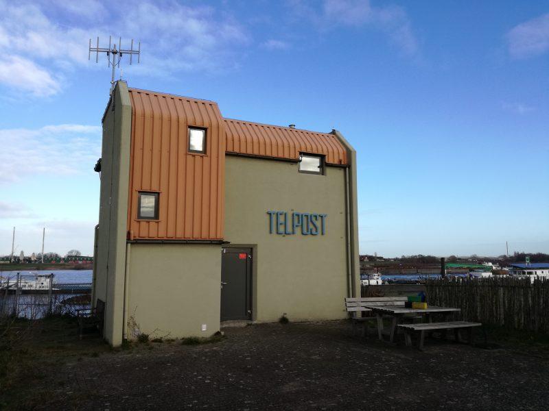 Artist-in-residence Telpost Millingen Zomerverschijnselen 2019