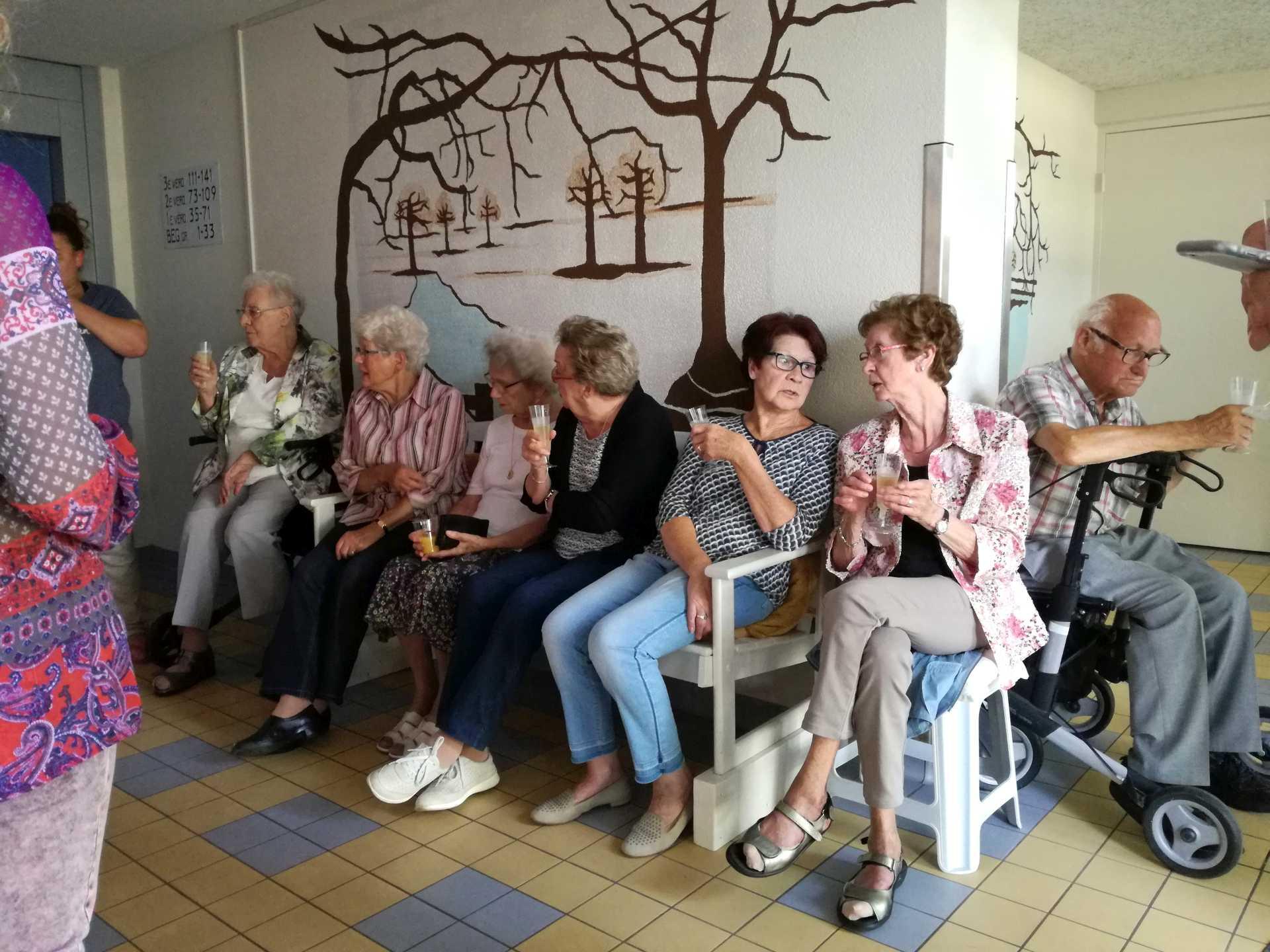 Buurtcultuurproject Leygraafhof