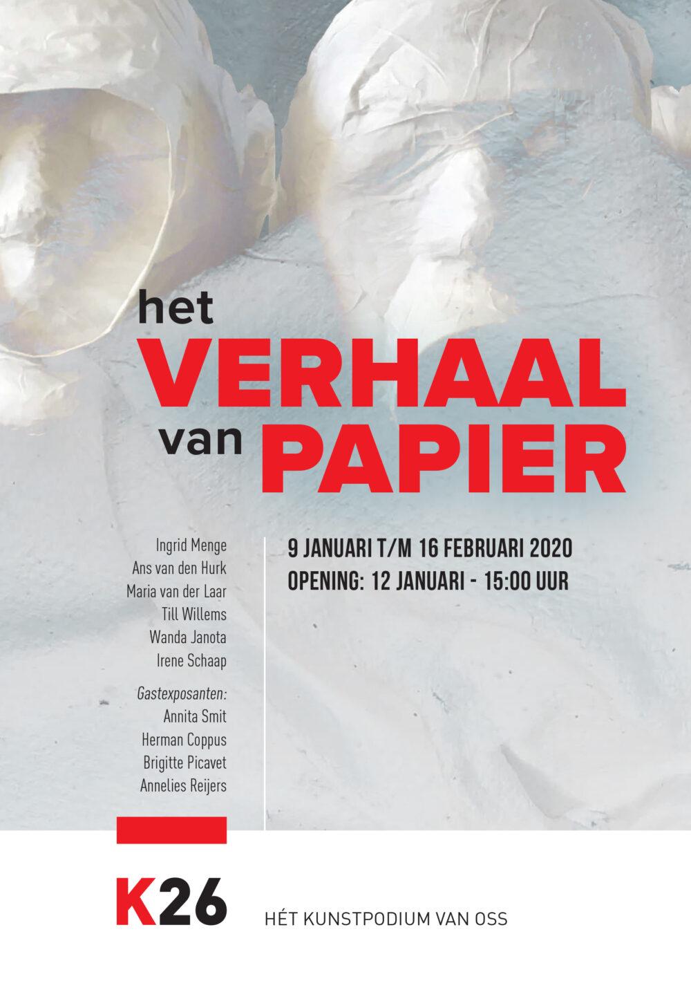 Het verhaal van papier