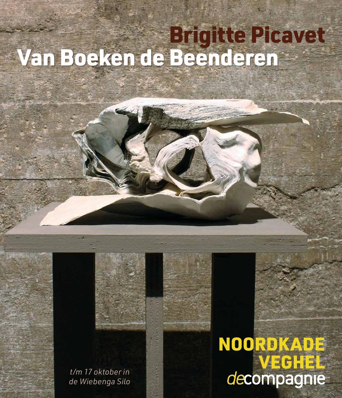 Van Boeken de Beenderen expositie